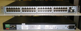 Power Design Powerdesign PD 9024G ACDC M F 24 Port Gigabit Poe Midspan