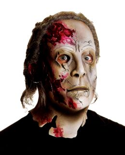 Halloween 2 Michael Myers Bloody Adult Costume Mask