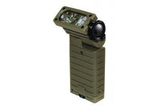 Sidewinder Tactical Flashlight Military Model Olive Drab 14007