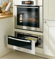 Miele ESW4822 30 Convection Warming Drawer U Design Stainless & Black