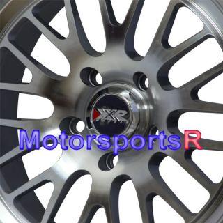 16 16x8 XXR 531 White Wheels Rims 5x114 3 Stance 95 96 97 98 Nissan