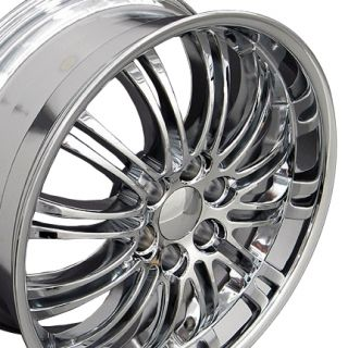22 Chrome Wheels Rims Fit Chevy Cadillac Escalade Avalache Yukon