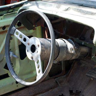Plymouth Cuda Dodge Challenger Steering Wheel 70 71 72 73 74
