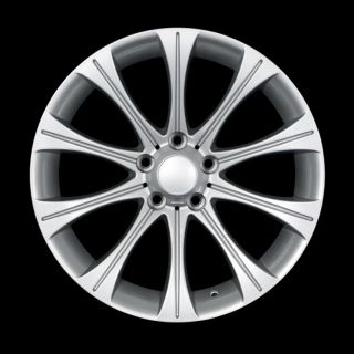 STAGGERED BMW M5 STYLE SILVER RIM WHEEL FIT BMW 525 528 535 545 M5 M6