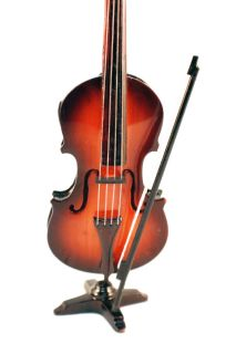 Violin String Cello Bass Mini Guitar Music Art Decor