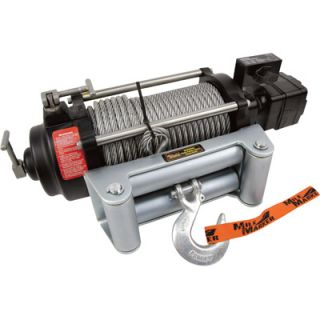 Mile Marker Hi Series Low Pressure Hydraulic Winch 9000 lb Cap 12V DC