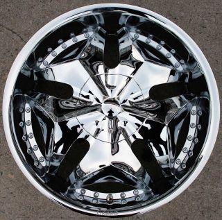 Greed Celebrity 733 20 Chrome Rims Wheels BMW x5 X6