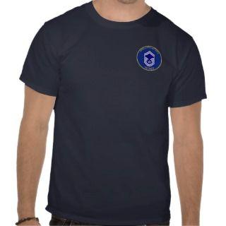 USAF Senior Master Sergeant Retired Shirt