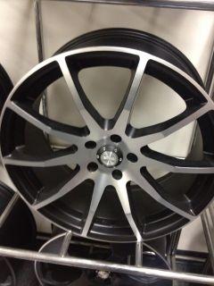 20 5x114 3 Wheels 5 Lug Rims Lexus Infiniti Nissan Honda Mitsubishi