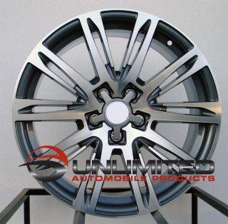 18 Wheels Rims Fit Audi S6 2007 2011