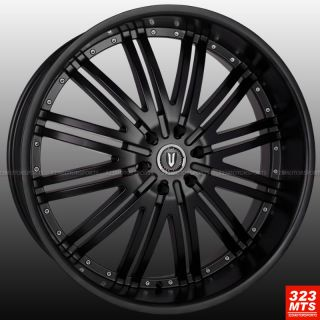 22 Range Rover Wheels Rims Versante VE212 Rims Wheels