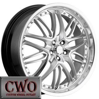 Menzari Inferno Wheels Rims 5x114.3 5 Lug Mazda 3 6 TSX Civic RSX RX8