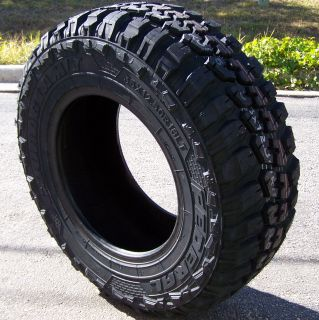 35 Federal Couragia M T Mud Terrain Tires LT35X12 50x17 Ford Nissan