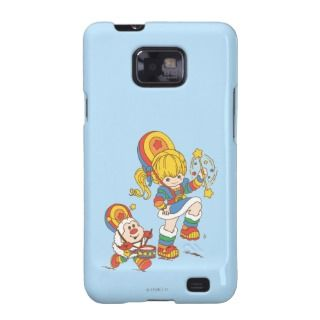 Rainbow Brite & Twink Marching Band Samsung Galaxy S Cases