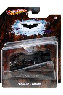 Vehicle Name Tumbler Series Batman The Dark Knight Overall Condition