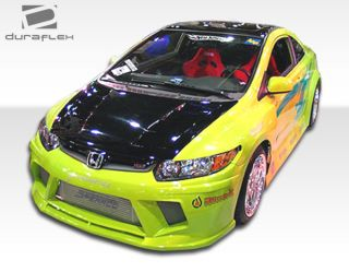 2006 2008 Honda Civic 2dr Hot Wheels 8PC Widebody Kit