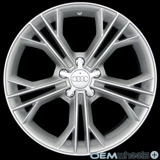 18 Silver s Line Style Wheels Fits Audi A3 A6 TT TTS 8P C6 MK2