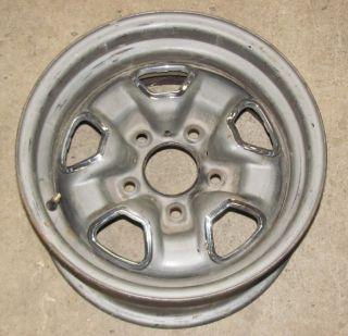 Oldsmobile Cutlass 442 14X7 Rally SS II Wheel Rim M 1 0 3 31 MA