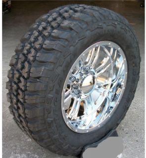 20 inch Procomp 6059 Rims Tires Sierra H3 Silverado