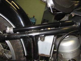 BMW R24 R25 R26 R27 R50 R51 R60 R67 R68 R69 R69S Tire Air Hand Pump