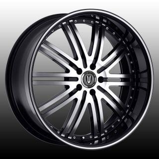 Wheels Rims Ford Expeditino F150 FW150 Navigator Versante VE212 Wheels
