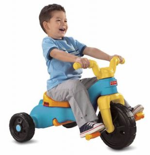 Price Rock Roll N Ride Trike Tricycle Big Wheels Bike Ride