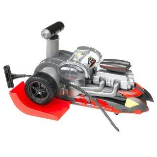 Jakks Pacific Road Champs Fly Wheels Hydro Powered Laun
