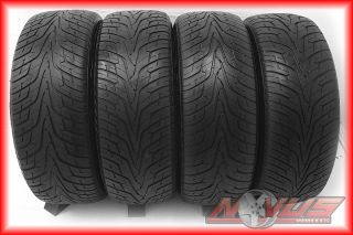 TAHOE LTZ SILVERADO OEM POLISHED WHEELS HANKOOK TIRES YUKON 22 18 24
