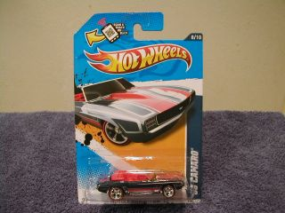 HOT WHEELS 2012 SUPER TREASURE HUNT MUSCLE MANIA GM 12 #8/10, 69