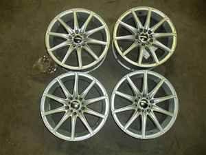 Proline Alloy 17x7 Wheels Rims 117mm 5 Lug Set 4