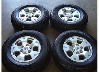 16 Toyota Tacoma Wheels Rims 4Runner Tundra 6 Lug