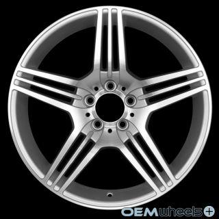 19 Silver Sport Wheels Fits Mercedes Benz AMG C230 C240 C320 C32 C55