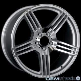 19 Silver Polish Wheels Fits Mercedes Benz AMG ML320 ML430 ML500 ML55