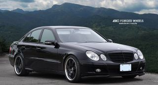 19 Forged Custom Wheel Rim Mercedes W211 E55 E63 AMG