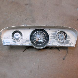 Ford Truck Instrument Cluster 61 62 63 64 65 66 F100