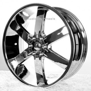 28inch Wheels Rims Chevy Ford Cadillac H3 GMC F150