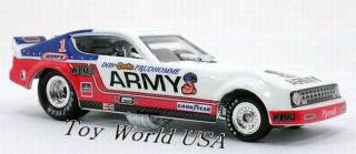 HW Drag Strip Demons 9 77 Plymouth Arrow F C Army SNA
