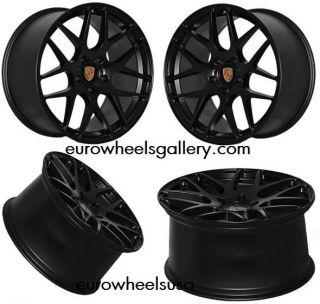 wheels set for Porsche Cayenne Panamera S and 4S concave series rims