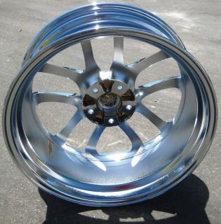 YOUR STOCK 4 NEW 19 FACTORY INFINITI G35 OEM CHROME WHEELS RIMS M45