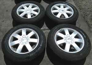 05 06 Freestyle Five Hundred 17 Alum Wheels Rims Tires