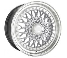 16 PRIVAT REMEMBER SILVER RIMS WHEELS 16x7 +35 5x100 CELICA COROLLA