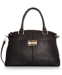 Calvin Klein Handbag, Fermo Leather Satchel