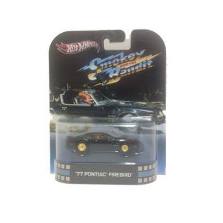 77 Pontiac Firebird Smokey The Bandit 2013 Retro Hot Wheels 1 64 Die