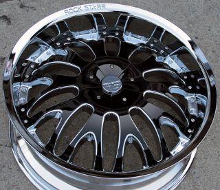 RVM 525 20 Chrome Rims Wheels Chrysler 300 300C AWD