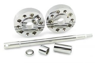 Bikers Choice 19in Wheel Conversion Kit 3641 Harley Davidson
