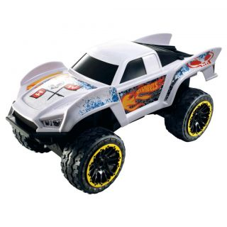 Hot Wheels R C Team Hot Wheels Jump Truck