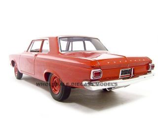 1965 Plymouth Belvedere Red 1 18 Highway 61 Model