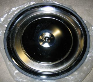 You are bidding on a brand new 1978 82 Corvette chrome air cleaner lid