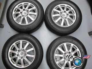 04 06 Porsche Cayenne Factory 17 Wheels Tires Rims ICJ1 67317