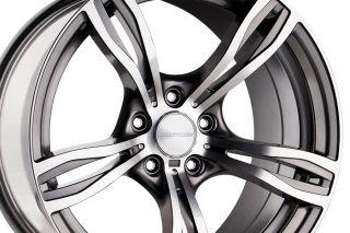 328 335 3 Series Avant Garde M355 Concave Staggered Wheels Rims